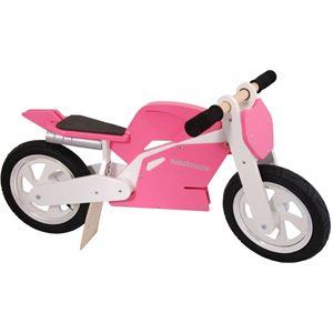 Balance Bikes, Kiddimoto Pink Superbike Balance Bike, Kiddimoto