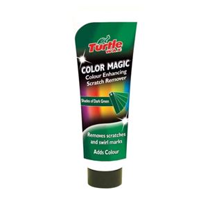 Scratch Repair, Turtle Wax Color Magic Scratch Remover - Dark Green, Turtle Wax
