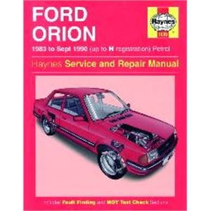 ford escort 1997 service manual