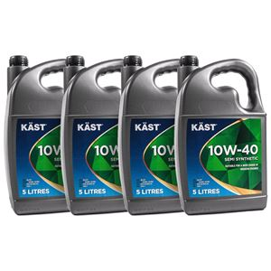 Engine Oils and Lubricants, KAST 5w30 Semi Synthetic Engine Oil. 20 Litre, KAST