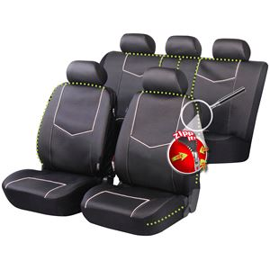 York Luxury Car Seat Covers For Ford Ka