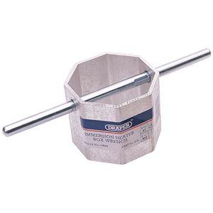 Miscellaneous Plumbing Equipment, Draper 13694 Immersion Heater Wrench (85mm), Draper
