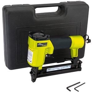 Air Nailer-Staplers, Draper 14608 Storm Force 12-25mm Air Stapler, Draper