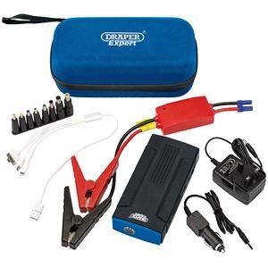 Battery Charger, Draper Expert Battery Charger 15067, Draper