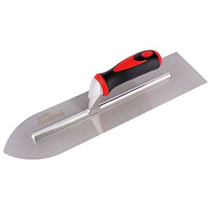 Trowels, Floats and Hawks, Draper Redline 15095 Soft Grip Flooring Trowel (400mm), Draper