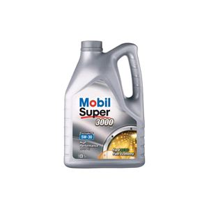 Engine Oils and Lubricants, Mobil Super 3000 Formula P 5W30 Engine Oil. 5 Litre, MOBIL
