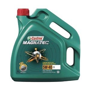 Engine Oils and Lubricants, Castrol Magnatec 5W40 C3 Fully Synthetic Engine Oil. 4 Litre, Castrol