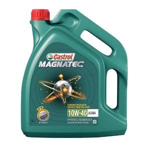 Engine Oils and Lubricants, Castrol Magnatec 10W-40 A3-B4 Semi Synthetic Engine Oil. 5 Litre, Castrol