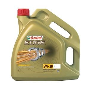 Engine Oils and Lubricants, Castrol Edge 5W-30 Titanium FST Fully Synthetic Engine Oil. 4 Litre, Castrol