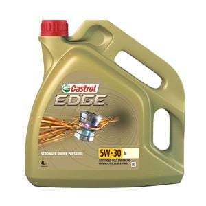 Engine Oils and Lubricants, CASTROL EDGE 5W-30 Engine Oil M 4ltr *, Castrol