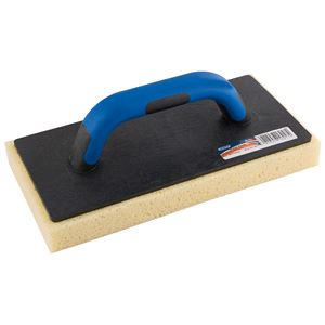 Tile Laying Tools, Draper 16257 280mm x 140mm Sponge Face Float, Draper