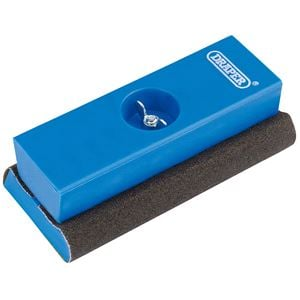 Sanding, Filing and Finishing, Draper 17163 Shaped Mini Sanding Block, Draper