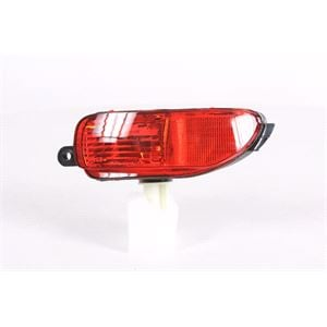 Right Rear Fog Lamp For Opel CORSA C Van 2001 2003