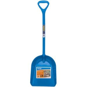 Shovels and Spades, Draper 19174 Multi-Purpose Polypropylene Shovel, Draper