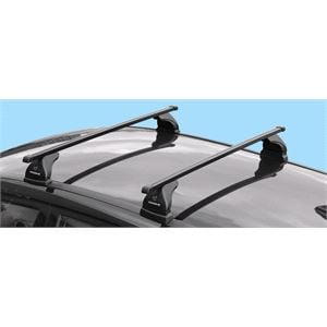 Roof Racks and Bars, Steel Roof Bars for Nissan Qashqai, 2007-2014, Without Roof Rails, NORDRIVE