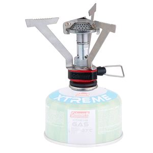 gas stove, FyreLite Start backpacking stove, Coleman