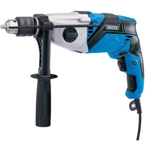 Carpenters Power Tools, Draper 20502 1010W 230V Hammer Drill, Draper