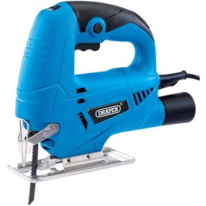 Power Saws, Sanders and Angle Grinders, Draper 400W 230V Variable Speed Jigsaw, Draper