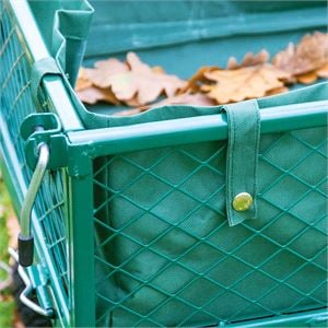 Waste Collection, Composting and Tidying, Draper 20760 A Liner For Stock No. 58552 Steel Mesh Gardeners Cart, Draper