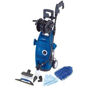 Pressure Washers, Draper 20788 All-In-One Home and Car Washing Kit, Draper