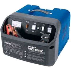 Battery Charger, Draper 11964 12-24V 30A Battery Charger, Draper
