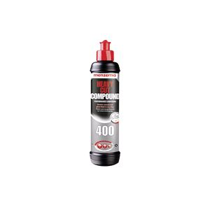 Paint Polish and Wax, Menzerna Heavy Cut Compound 400, 250ml, Menzerna