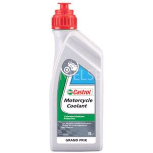 Engine Oils and Lubricants, Motorcycle Coolant - 1 Litre, Castrol