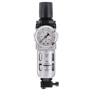 Air Filters, Regulators and Lubricators, Draper Expert 24332 1-4 inch BSP Combined Filter-Regulator unit, Draper