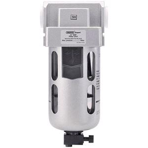 Air Filters, Regulators and Lubricators, Draper Expert 24337 1-2 inch BSP Filter unit, Draper