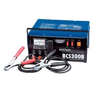 Battery Charger, Draper Expert Battery Charger 24391, Draper