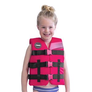 Buoyancy Aids, Jobe Nylon Vest Youth Hot Pink, JOBE