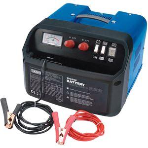 Battery Charger, Draper Battery Charger 25355, Draper