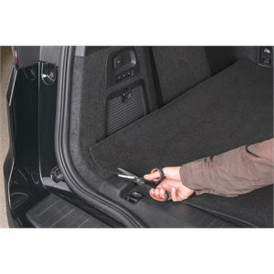 Universal Car Mats, Cutty - Real Car Carpet, Easy to Use, Walser
