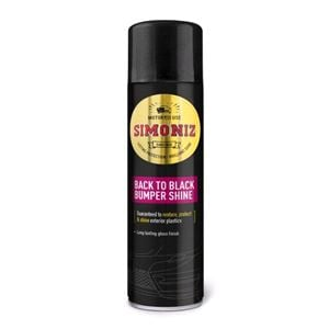 Dash, Rubber and Plastics, Simoniz Back To Black - 500ml, Simoniz
