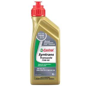Gearbox Oils, Castrol Syntrans Transaxle 75w90 Gear Oil 1 Litre, Castrol