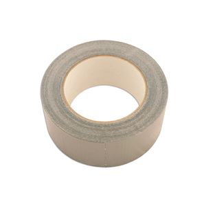 Tapes, Connect 30178 Gaffer Tape/Cloth Silver - Pack of 2, CONNECT