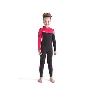 Wetsuits, Jobe Boston 3 2mm Wetsuit Kids Hot Pink - Size S, JOBE