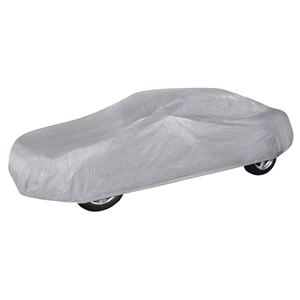 Car Covers, Car Tarpaulin All Weather Light Full Garage (Size XL) - Light Grey, Walser
