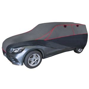 Car Covers, Hagelschutz Premium Hybrid Car Cover (Anthracite) - SuV Large, Walser