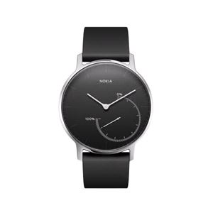 Smart Watch, Withings Steel Black Smartwatch, Withings