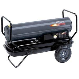 Diesel, Kerosene and Paraffin Heaters, Draper 32284 Diesel/Kerosene Space Heater (175,000 BTU/51kW), Draper