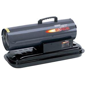 Diesel, Kerosene and Paraffin Heaters, Draper 32287 Jet Force, Diesel and Kerosene Space Heater (45,000 BTU/13kW), Draper