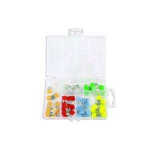 Tools, Micro 2 Blade Fuse Assorted Box 60 Pc, LASER