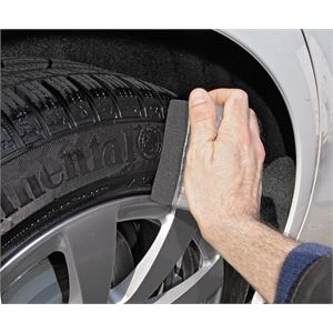Wheel and Tyre Care, Tyres shine applicator - 10,5x6x6 cm, Lampa