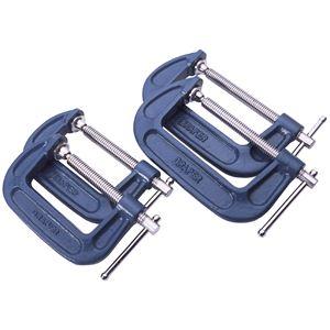 C Cramps, Draper 38368 C Cramp Set (4 Piece), Draper