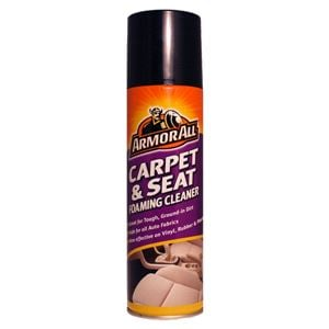 Leather and Upholstery, Armorall Carpet & Seat Foaming Cleaner - 500ml, ARMORALL
