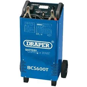 Battery Charger, Draper Expert Battery Charger 40181, Draper