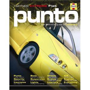 Haynes DIY Workshop Manuals, Haynes Extreme Fiat Punto, Haynes