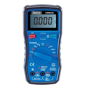 Multimeters, Draper 41820 Digital Multimeter, Draper
