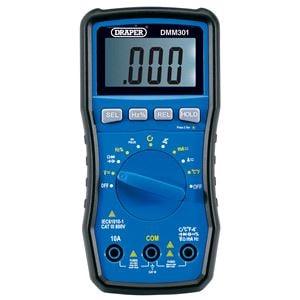 Multimeters, Draper 41822 Automotive Digital Multimeter, Draper
